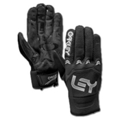 Oakley Heritage Pipe Gloves, Black, medium