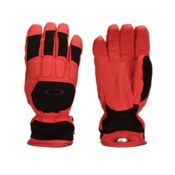 Oakley All Time Gloves, Red Line, medium