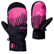 Grenade Dripper Womens Mittens, , medium