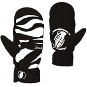 Grenade Instinct Womens Mittens, , medium