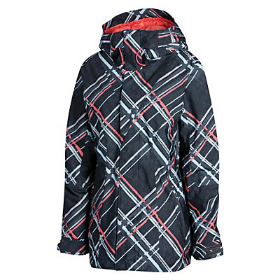 Oakley Resilient Womens Insulated Ski Jacket, , large
