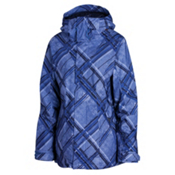 Oakley Resilient Womens Insulated Ski Jacket, Dusk, medium