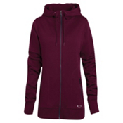Oakley PRS Lite Womens Hoodie, Magenta Purple, medium