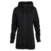 Oakley PRS Lite Womens Hoodie, Jet Black, medium