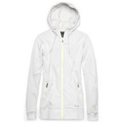 Oakley PRS Lite Womens Hoodie, Light Grey, medium