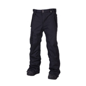 686 Mannual Data Mens Snowboard Pants, Black, medium