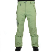 686 Mannual Data Mens Snowboard Pants, Mint, medium