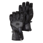 686 Focus Leather Insulated Snowboard Gloves, , medium