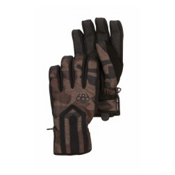 686 Tundra Insulated Gloves, Dark Tobacco Camo Fade, medium