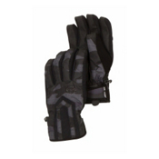 686 Tundra Insulated Gloves, Gunmetal Camo Fade, medium