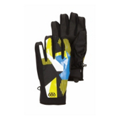 686 Mix Pipe Gloves, Acid Mix Camo, medium