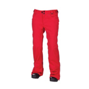 686 Mannual Patron Womens Snowboard Pants, Dark Red, medium
