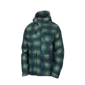 686 Mannual Command Boys Snowboard Jacket