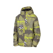 686 Camotooth Boys Snowboard Jacket, , medium