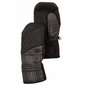 686 Luster Insulated Womens Mittens, Black, medium