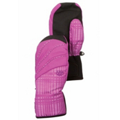 686 Luster Insulated Womens Mittens, Light Orchid, medium