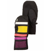 686 Nectar Insulated Womens Mittens, Black, medium