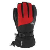 POW Warner GTX Gloves, Red, medium