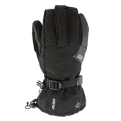 POW Warner GTX Gloves, Black, medium