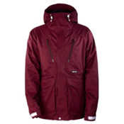 Armada Solo Mens Insulated Ski Jacket, Maroon, medium