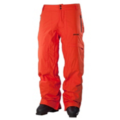 Armada Traverse Mens Ski Pants, Orange, medium
