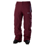 Armada Traverse Mens Ski Pants, Maroon, medium