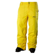 Armada Runout Mens Ski Pants, Yellow, medium