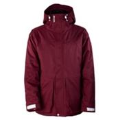Armada Void Mens Insulated Ski Jacket, Maroon, medium