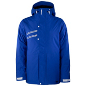 Armada Sonar Mens Insulated Ski Jacket, Blue, medium