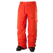 Armada Ruffian Mens Ski Pants, Orange, medium