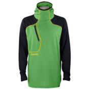 Armada Rotor Power Dry Mens Mid Layer, Green, medium