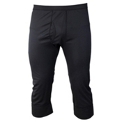 Armada Slider Mens Long Underwear Pants, Black, medium