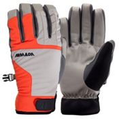 Armada Ascent Gloves, Wolf, medium