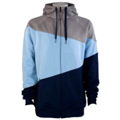 Armada Tri Fleece Hoodie, Navy, medium