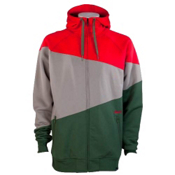 Armada Tri Fleece Hoodie, Forest, medium