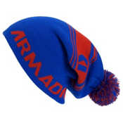 Armada Big Brand Hat, Blue, medium