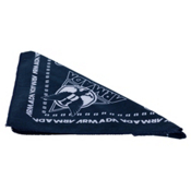 Armada Vaquero Bandana, Navy, medium