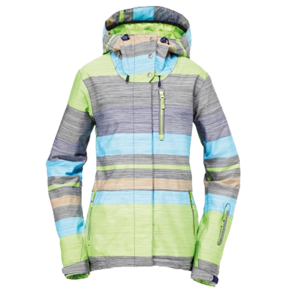 Roxy Meridian Jacket Womens Insulated Snowboard Jacket 2013