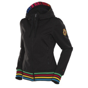 JC de Castelbajac Olympe PR Sweat Womens Shell Ski Jacket, , medium
