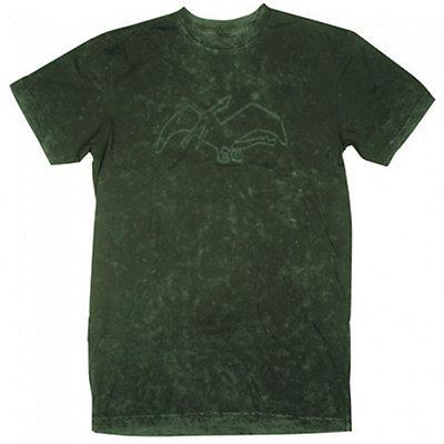 Air Blaster Acid Wash Terry T-Shirt, , large
