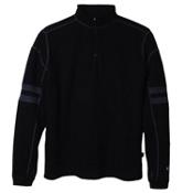 KUHL Team 1/4 Zip Mens Sweater, Black, medium