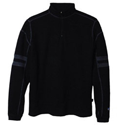 KUHL Team 1/4 Zip Mens Sweater, Black, 256