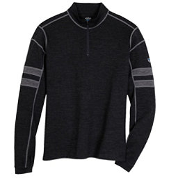 KUHL Team 1/4 Zip Mens Sweater, Smoke, 256