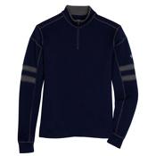 KUHL Team 1/4 Zip Mens Sweater, Pirate Blue, medium
