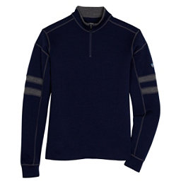 KUHL Team 1/4 Zip Mens Sweater, Pirate Blue, 256