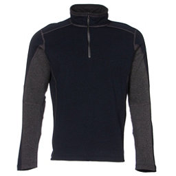KUHL Revel 1/4 Zip Mens Sweater, Mutiny Blue-Steel, 256