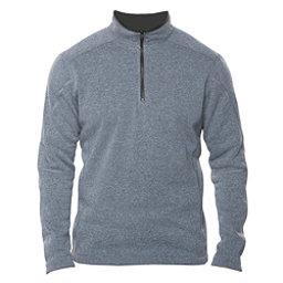 KUHL Revel 1/4 Zip Mens Sweater, Shale, 256