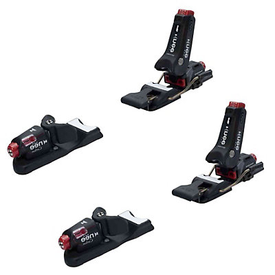 Knee Binding Carbon Wide Brake Ski Bindings 2016, , viewer