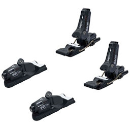Knee Binding Shadow Ski Bindings 2017, Anthracite, 256