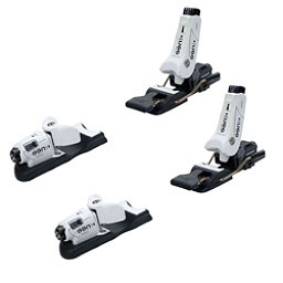 Knee Binding Mist Womens Ski Bindings 2017, White, 256